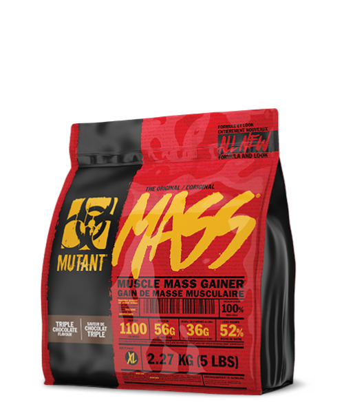 MUTANT MASS 5lbs - Pro Supplements