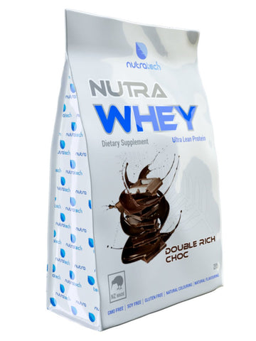 NUTRA Whey 2lbs New Zealand whey protein