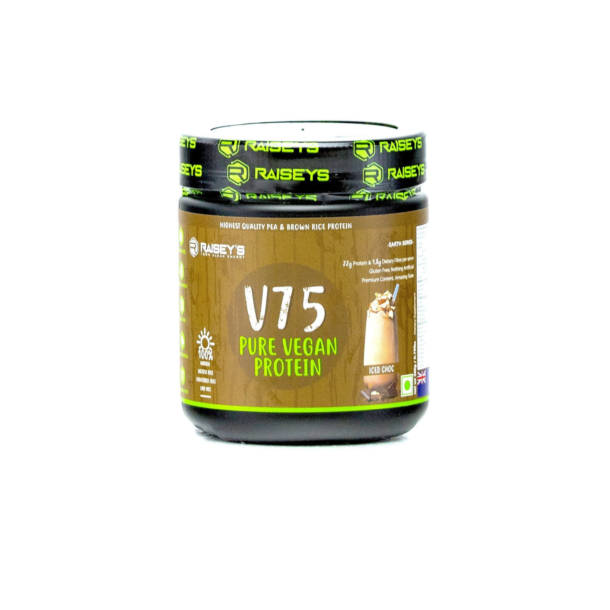 V75 VEGAN PROTEIN 360g - Pro Supplements