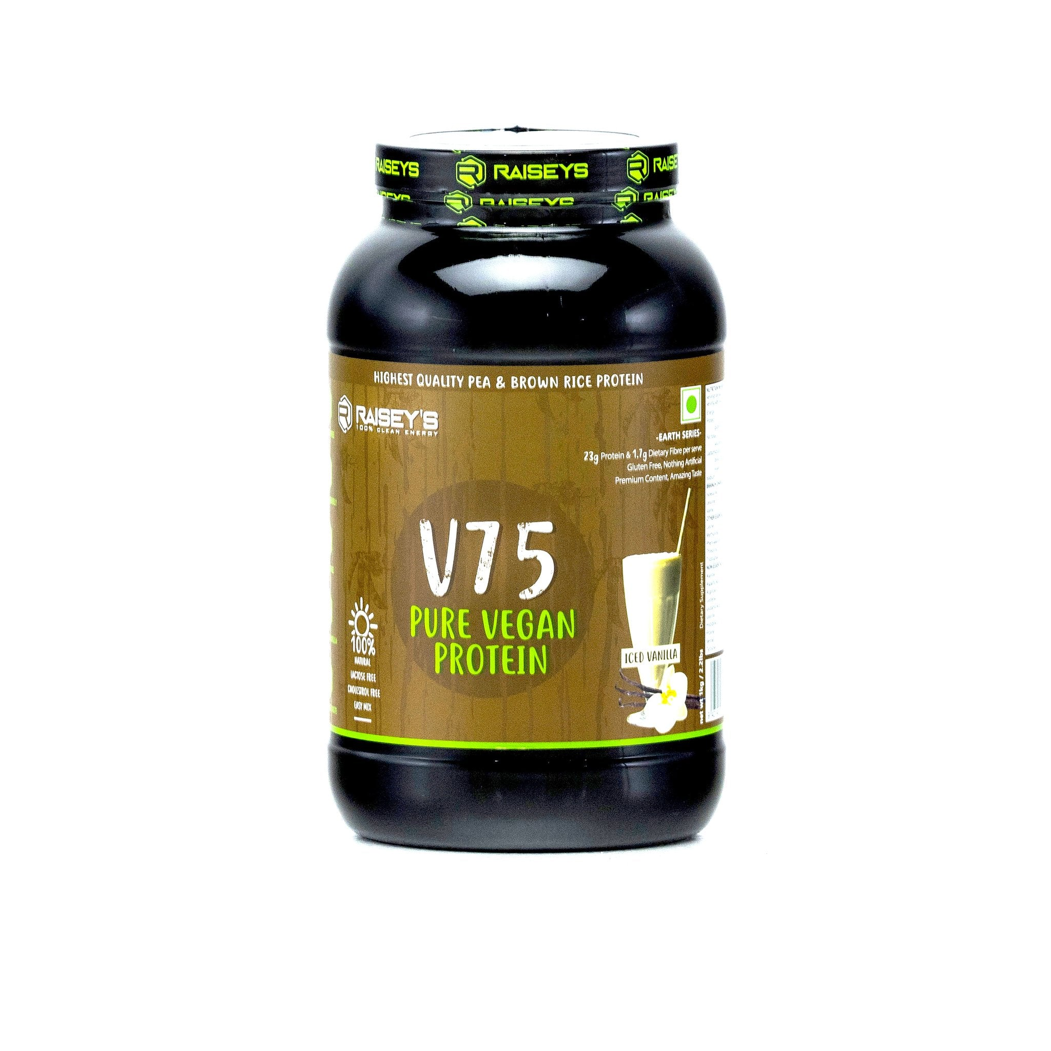 V75 VEGAN PROTEIN 1kg - Pro Supplements
