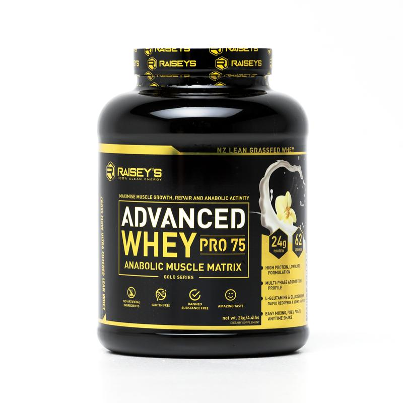 PRO75 WHEY PROTEIN 5lbs