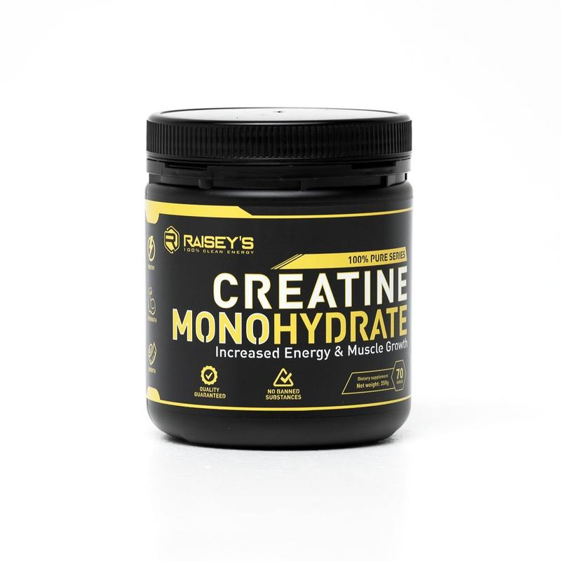 Creapure® CREATINE MONOHYDRATE 350g - Pro Supplements