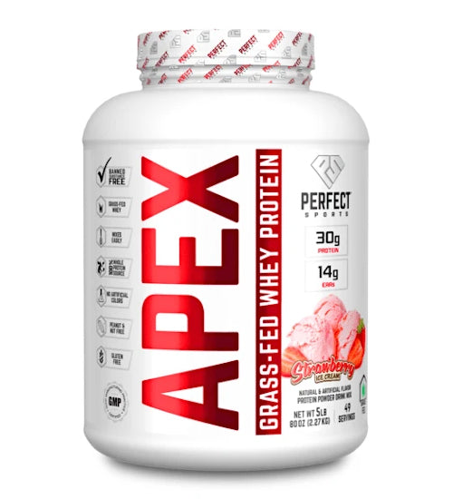 Apex 100% Whey Grass-Fed 5Lbs