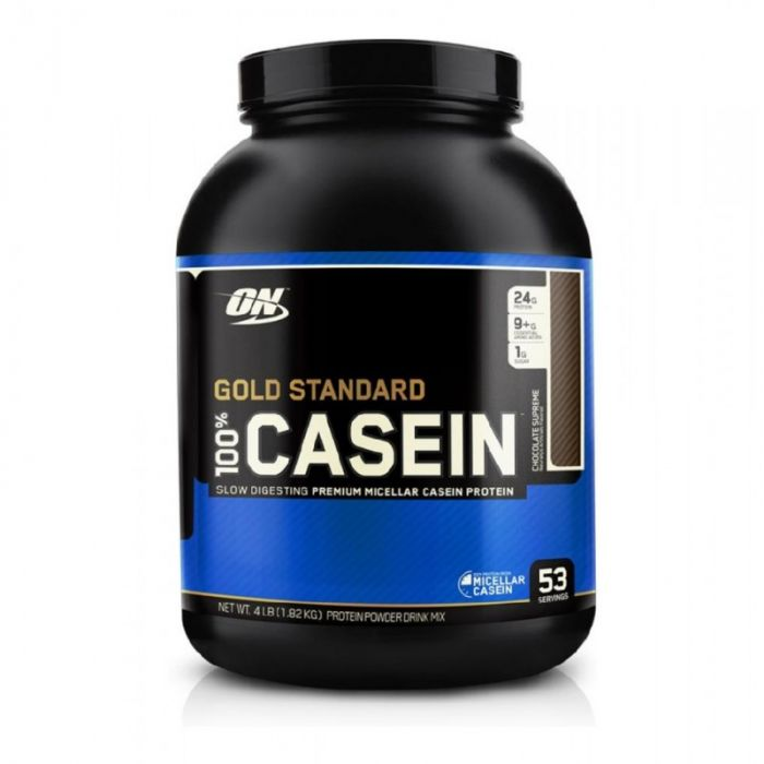 Optimum Nutrition 100% Casein Protein 4lb - Pro Supplements