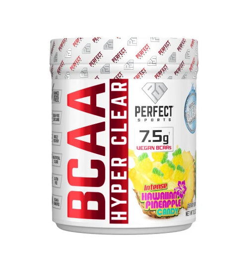 Perfect Sports Vegan BCAA Hyper Clear 30 Serving