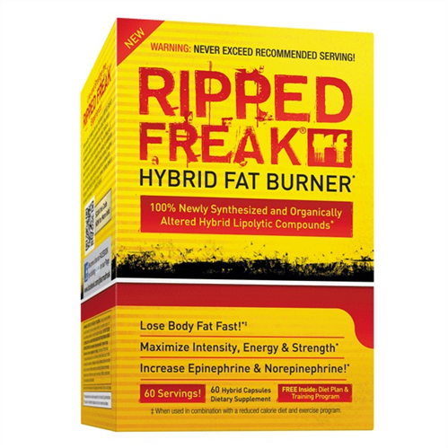 PharmaFreak Ripped Freak 60 caps - Pro Supplements