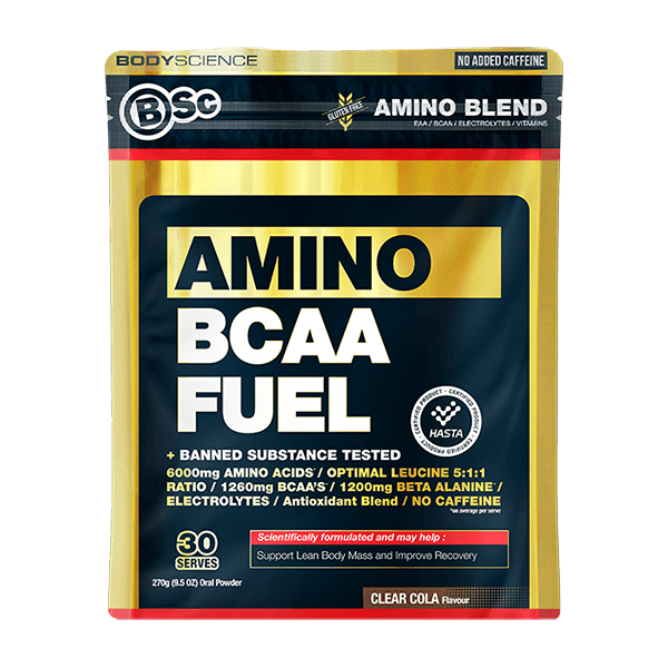 BSc  Essential Amino BCAA Fuel 30 Servings - Pro Supplements