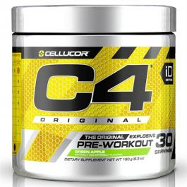 Cellucor C4 ID Original Pre-Workout 30 Serve - Pro Supplements