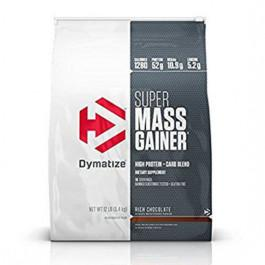 DYMATIZE SUPER MASS GAINER 12LB - Pro Supplements