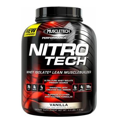 MUSCLETECH NITRO-TECH - Pro Supplements
