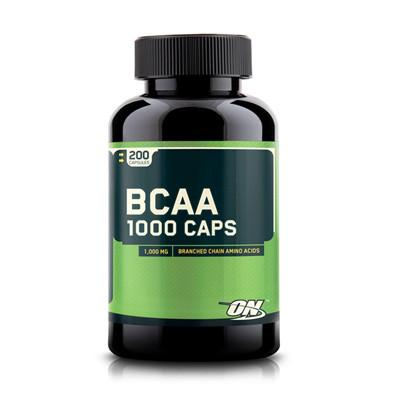 OPTIMUM NUTRITION BCAA 1000 200CAPS - Pro Supplements
