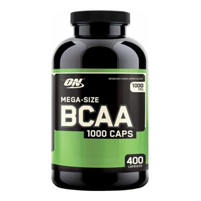 OPTIMUM NUTRITION BCAA 1000 400CAPS - Pro Supplements