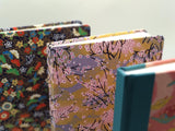 Limited Edition Japanese Inspired Fabric Journal