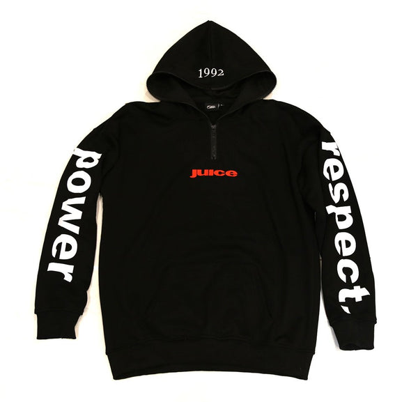 Who Got The Juice Hoody in Black
