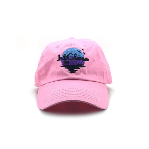 Sunset Cap in Pink