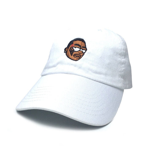 Gucci Bart Cap in White