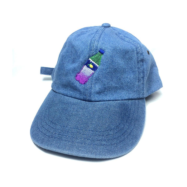 Dirty Soda Cap in Denim