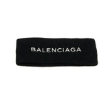 Balenciaga Headband in Black