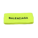 Balenciaga Headband in Neon