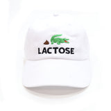 Lactose Cap in white