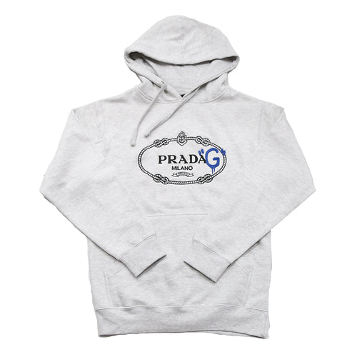 Prodigy Hoody In Heather Grey