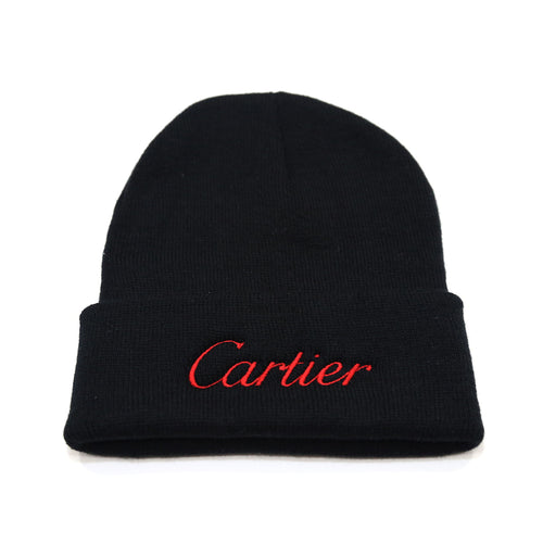 Cartier Beanie in Black