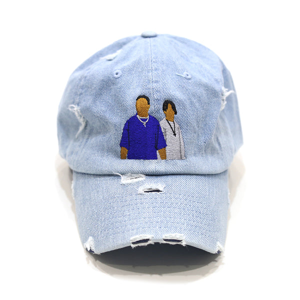 Kane & O'Dog Cap in Denim Blue