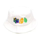Entanglement Bucket Cap in White
