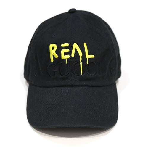 Real Gucci Cap in Black
