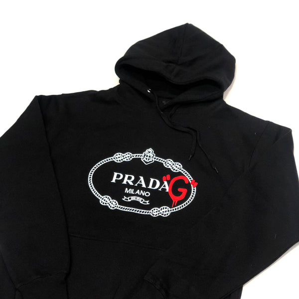 Prodigy Hoody in Black