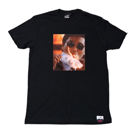 Buddha Tee in Black