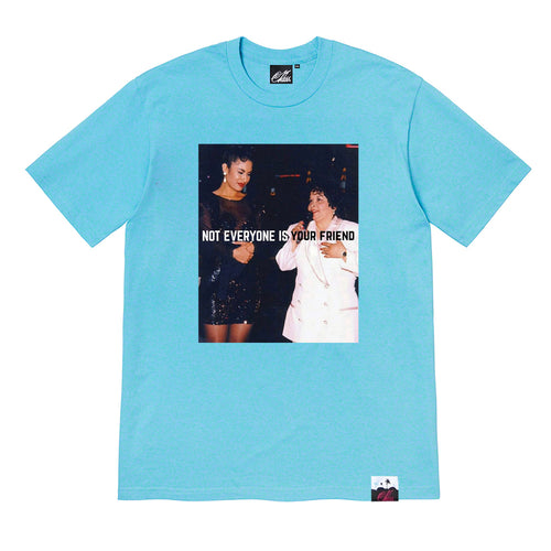Selena Tee in Ice Blue