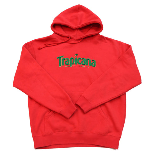 TRAPICANA HOODY IN RED