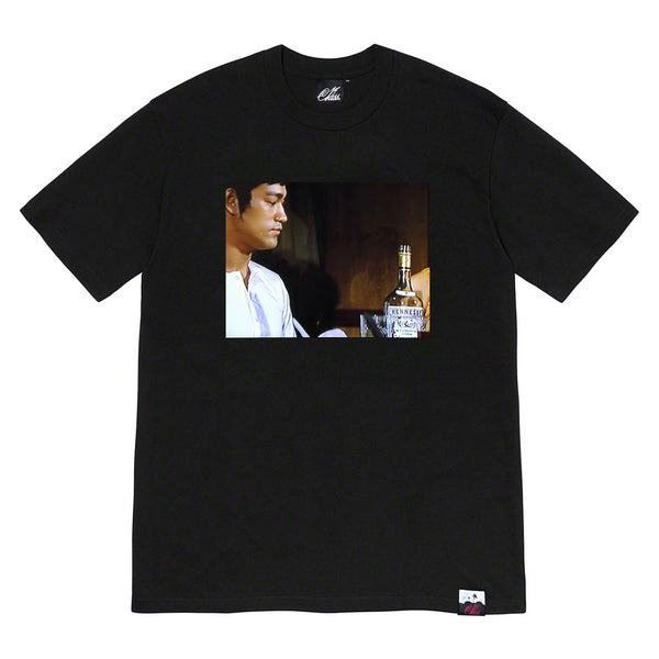 Bruce Henny Tee in Black