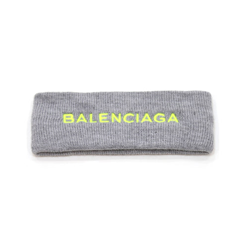 Balenciaga Headband in Grey Max 95