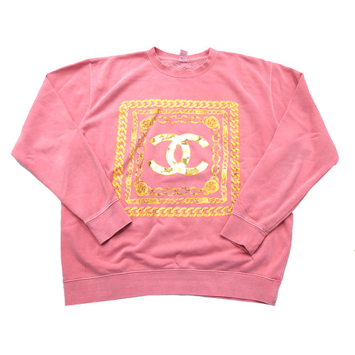 Chanel Vintage Sweater in Pink