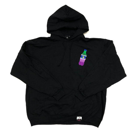 Pollo Hoody in Black