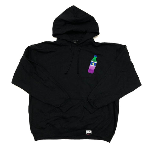 Dirty Soda Hoody in Black