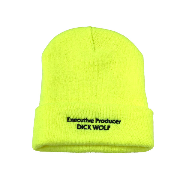 Executive Producer Beanie in Neon