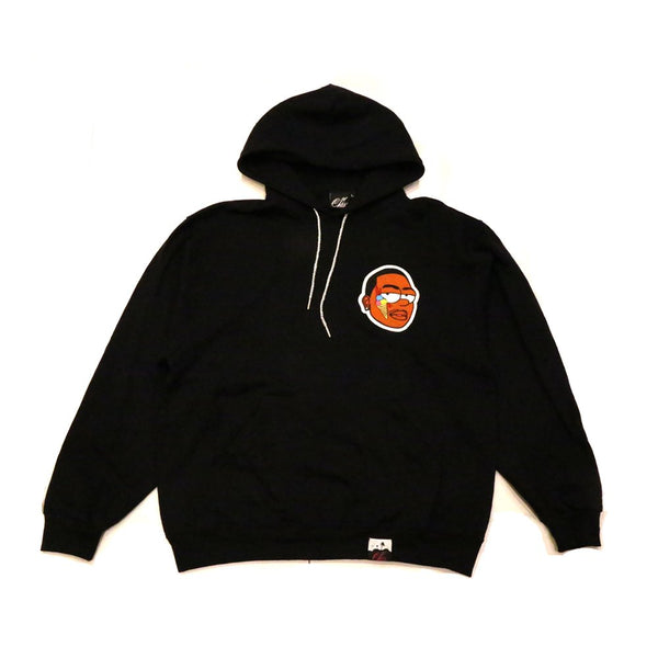 Gucci Bart Hoody in Black