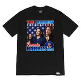 Harris 2020 Tee in Black [LIMITED EDITION}