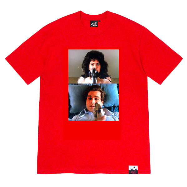 I love you Tee in Red