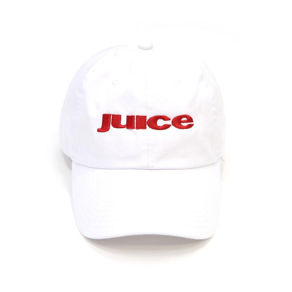 Juice Cap in White