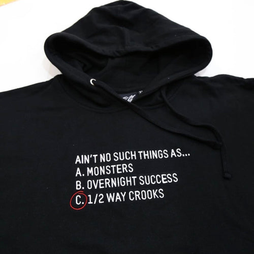 HNIC Hoody in Black