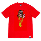 Hypnotize Tee in Red