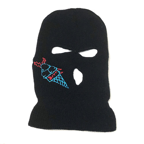 Gucci ski mask in black