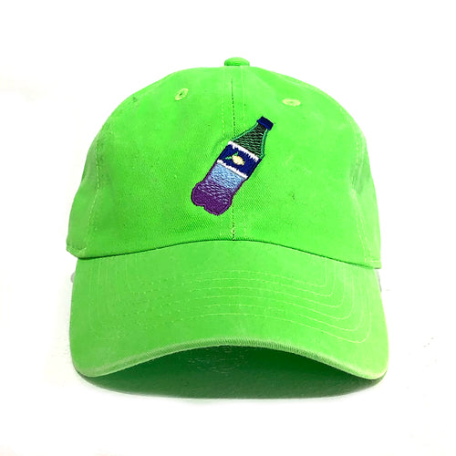 Dirty Soda Cap in Lime Green