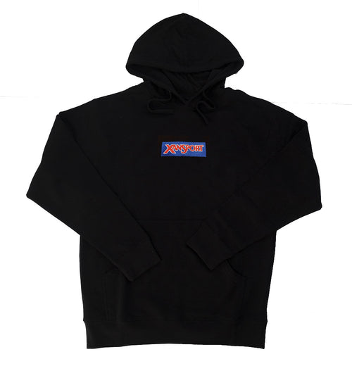 Xansport Hoody in Black