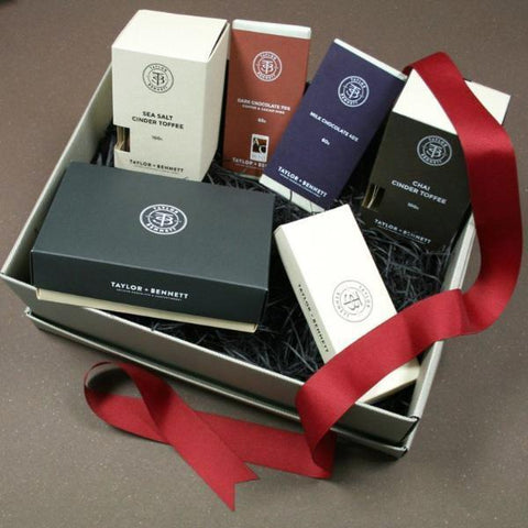 T+B Gold Hamper - Taylor + Bennett Ltd