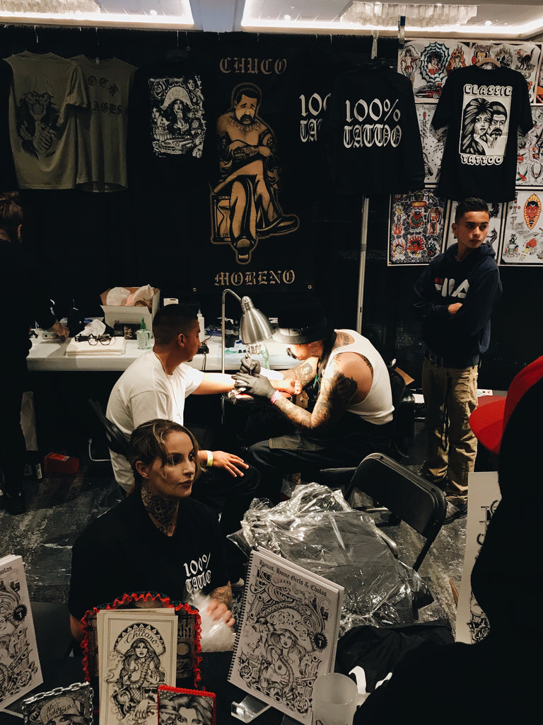 Bay Area Tattoo Convention 2017 Timeless Thrills